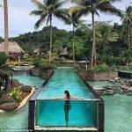 Individualios akrilo plokštės plaukimo baseinams