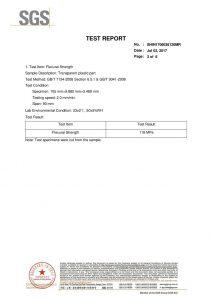 SGS testo sertifikatas EN