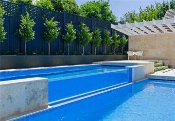karšto plaukimo baseino baseinas