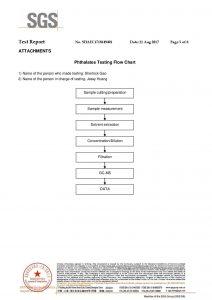ROHS testo sertifikatas EN