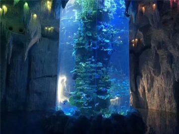 skaidrios akrilo plokštės dideliems akvariumams, žuvų talpyklos